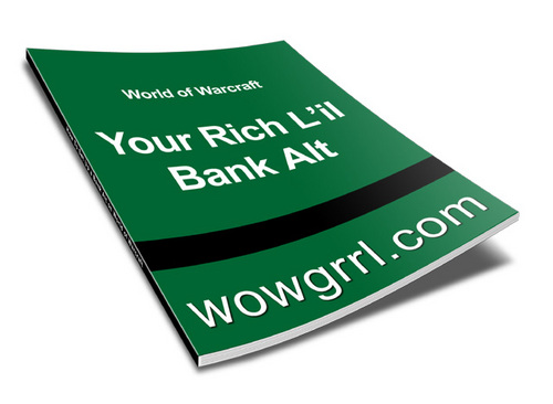Product picture World of Warcraft - How To Set Up A Bank Alt